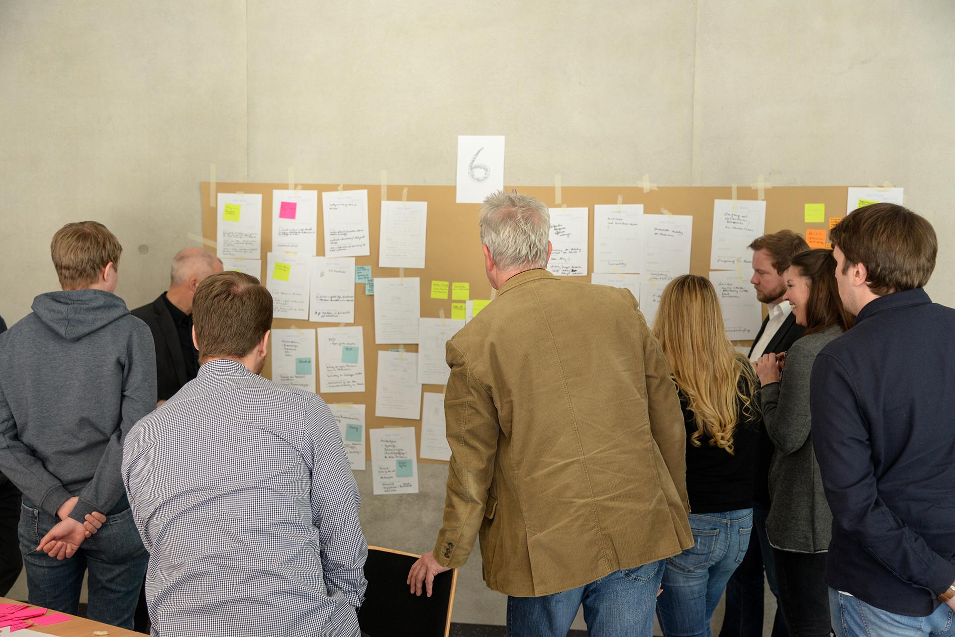 Einblicke ins Design Thinking